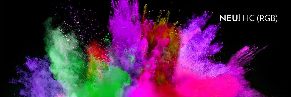 HighChroma RGB Digitaldruck
