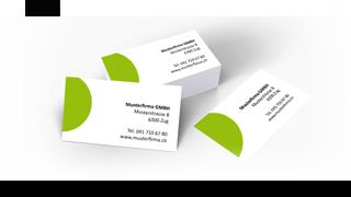 Visitenkarten Drucken Und Gestalten Schweizer Produktion