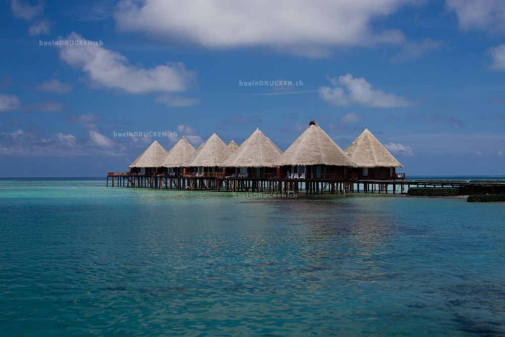 Malediven Bungalo