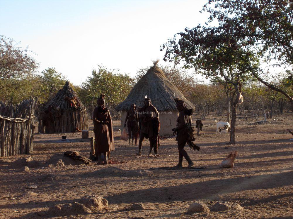 Ureinwohner Afrika