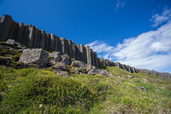 Basaltsäulen II