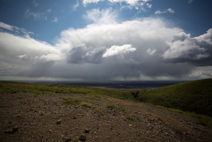 Landschaft IV