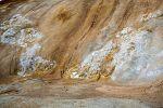 Hochtemperaturgebiet Hverarönd beim Vulkan Krafla