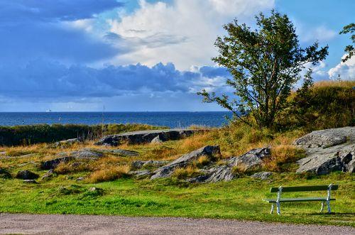 Schwedische Festungsinsel vor Helsinki