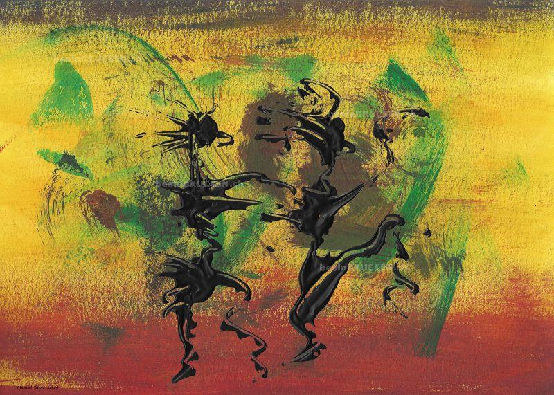 Tanzkunst Tanzpaar XI