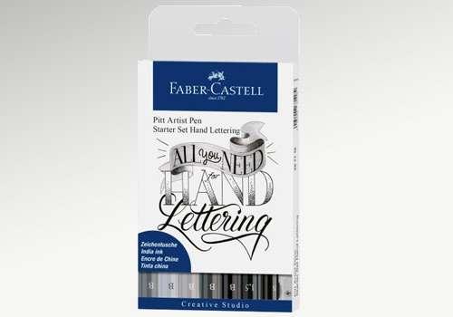 Faber Castell Art Pen Handlettering
