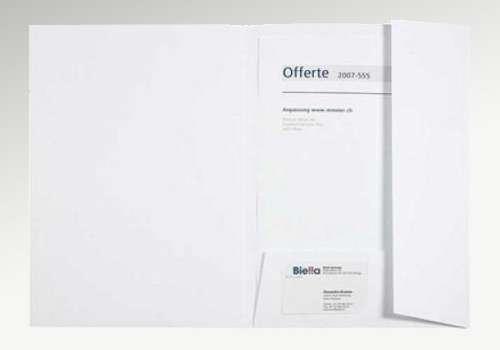 BIELLA Offert- und Präsentationsmappe
